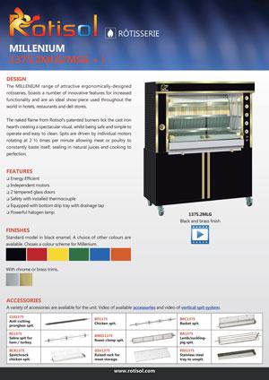 Rotisserie (AUS) GF 1375.2MLG/MSG + i