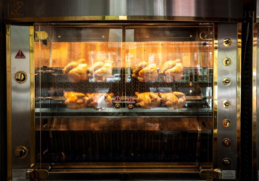 The Chicken Shop [Merivale], Paddington NSW