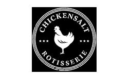 Chicken Salt Rotisserie